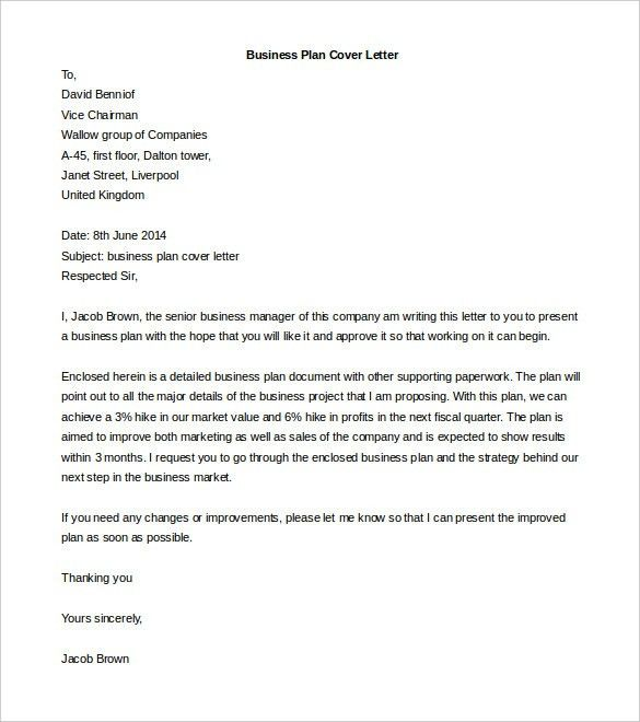 Business Letter Template - 43+ Free Word, PDF Documents | Free ...