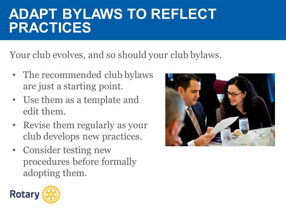 BE A VIBRANT CLUB YOUR CLUB LEADERSHIP PLAN. A vibrant club is ...