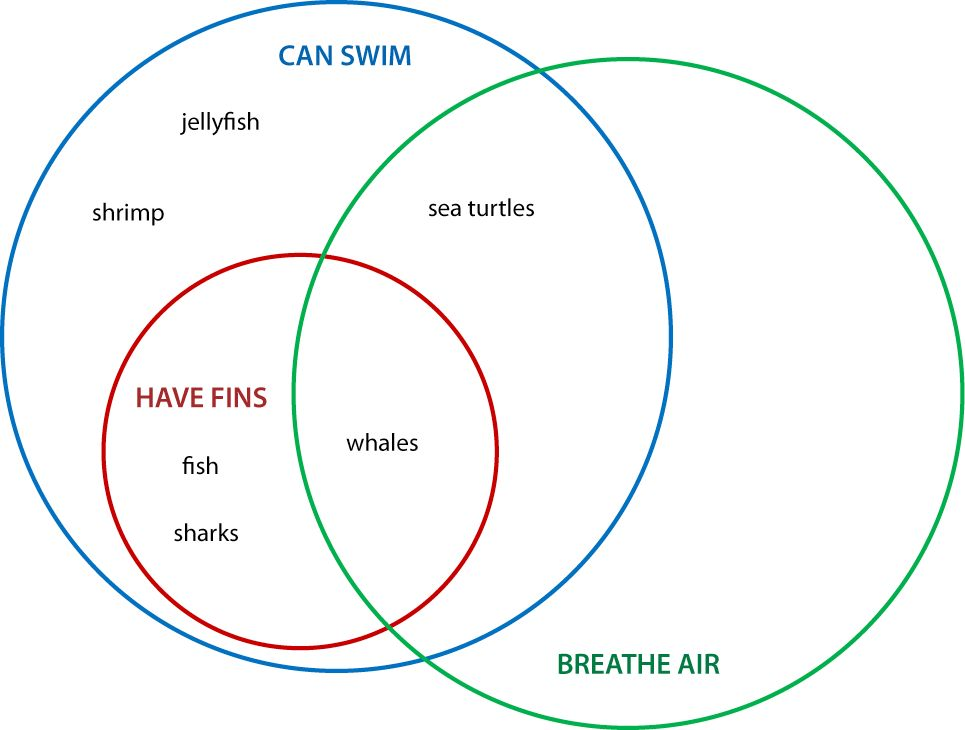 Higher order thinking with Venn diagrams – David Walbert