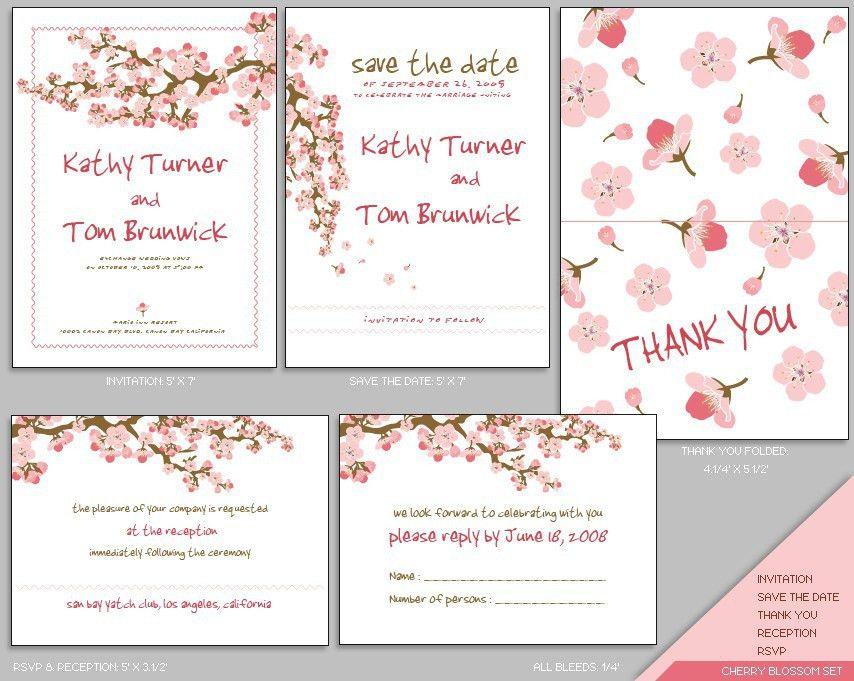 Printable Wedding Invitation Templates Free | wblqual.com