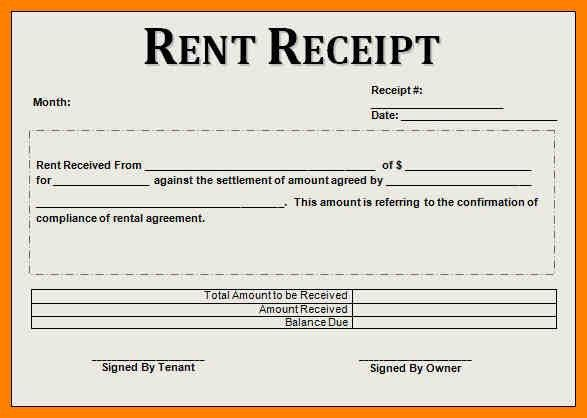 11+ rent receipt sample format | sales resumed