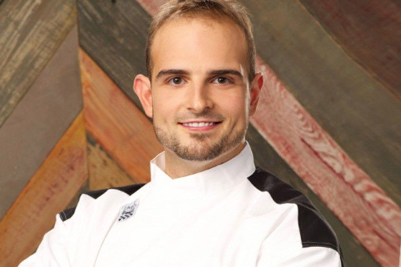 USC Hospitality chef enters Hell's Kitchen | USC News