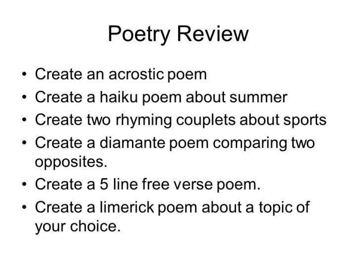 Limerick Poem Examples About Sports   MyPoems.Co