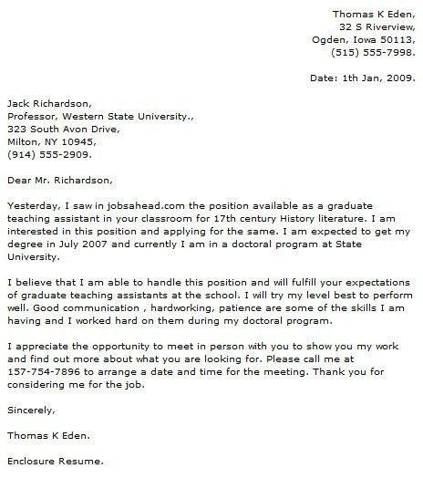 19+ [ Management Trainee Cover Letter Sample ] | Salon Business ...