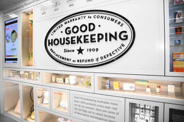 Good Housekeeping Research Institute Timeline - History of ...