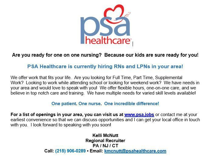 RNs/LPNs – Phil Pa – Page 2 – Guide Publications – Healthcare ...