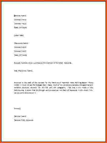 8+ transmittal letter template | Survey Template Words