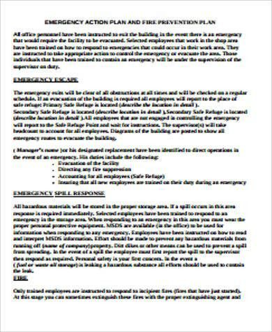 7+ Sample Business Action Plan - Free Sample, Example, Format Download