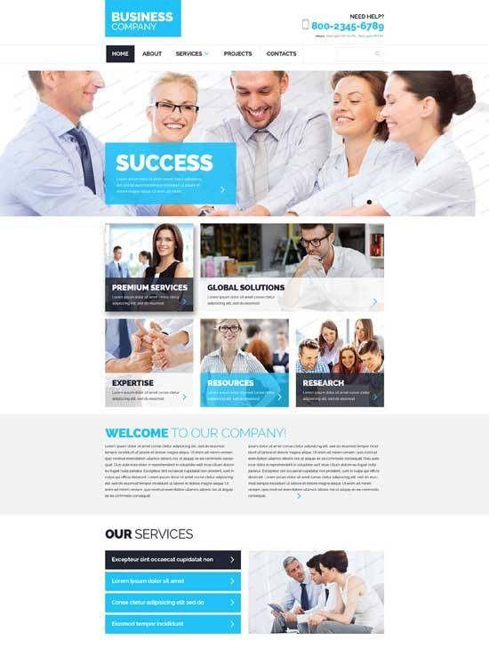 250+ Free Responsive HTML5 CSS3 Website Templates - freshDesignweb