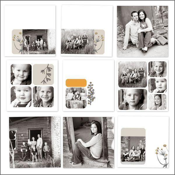 18 best Templates images on Pinterest | Album design, Book layouts ...