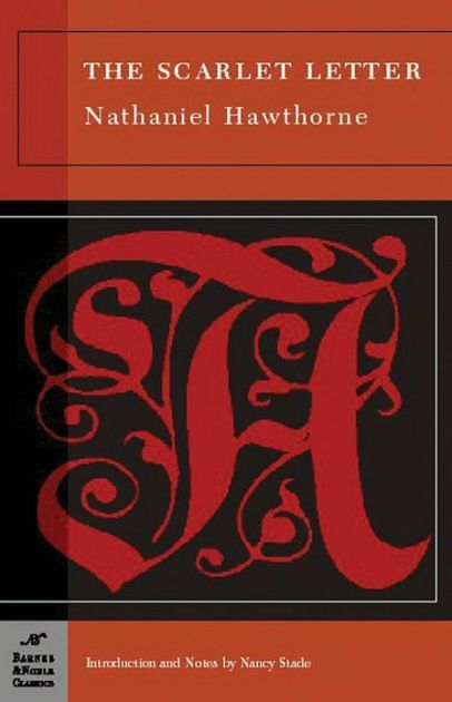 The Scarlet Letter (Barnes & Noble Classics Series) by Nathaniel ...