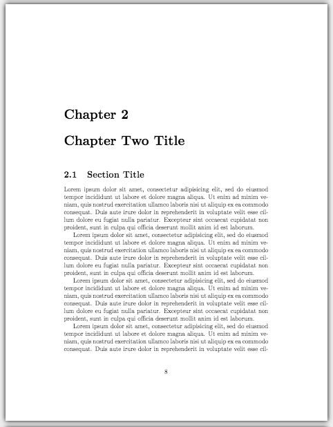 How to Write a Thesis in LaTeX pt 1 - Basic Structure - ShareLaTeX ...