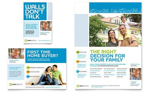 Real Estate Print Ads | Templates & Designs