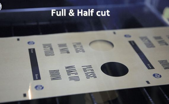 anytron - Digital label printing and knife, laser die-cutting solution
