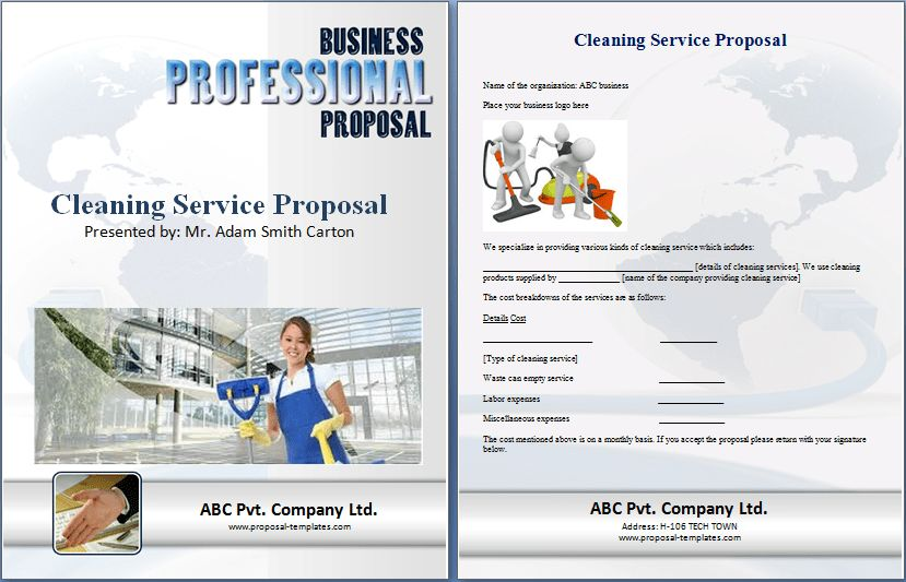 Book Publishing Proposal Template | Proposal Templates