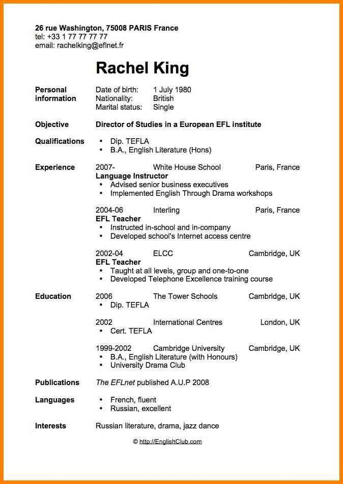 8+ cv template for teaching jobs first time | cashier resumes