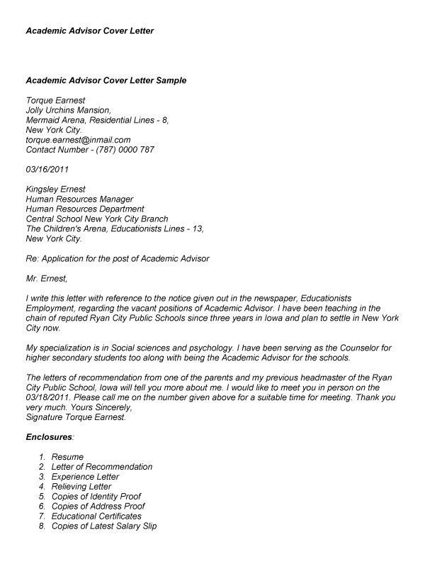 cover letter for college professor haadyaooverbayresortcom - Cover Letter For College Professor