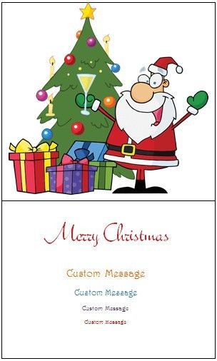 Christmas Card Word - Quotes For All