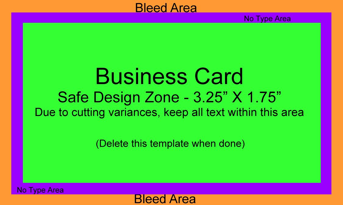 Photoshop Tutorial: How to Create a Print-Ready Business Card
