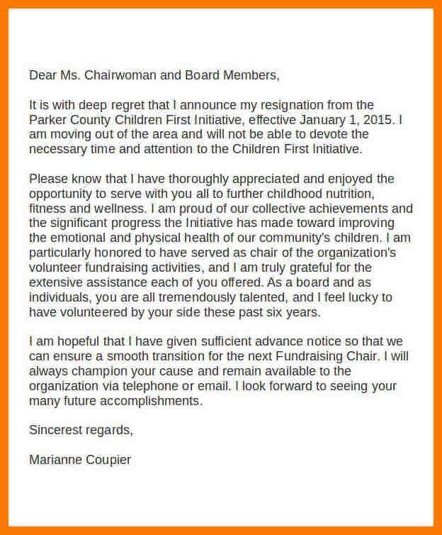 7+ volunteer resignation letter | park-attendant