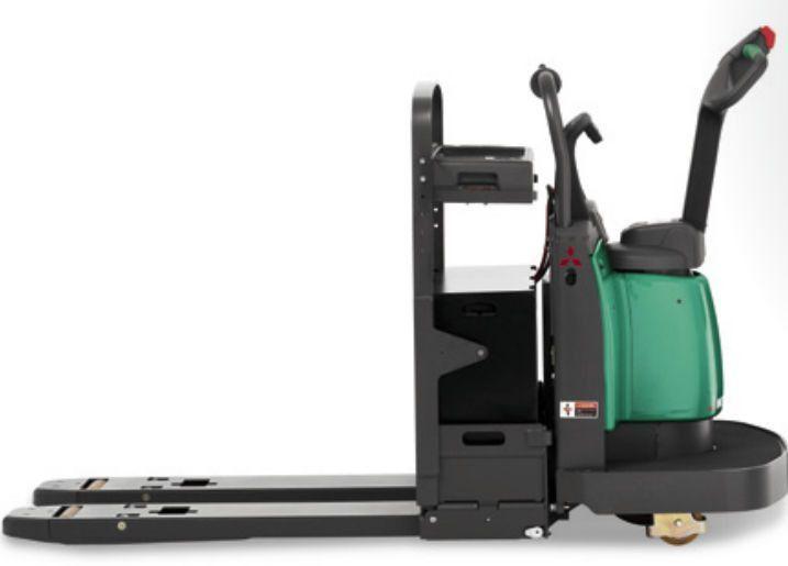 Electric order-picker / horizontal - PWRxx series - Mitsubishi ...