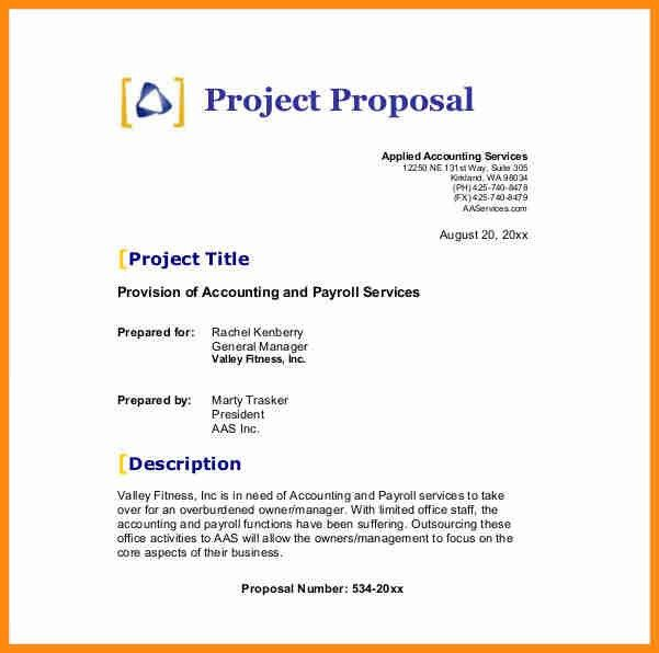 6+ simple business proposal sample | musicre sumed