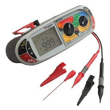 Low voltage test equipment for electricians | Megger