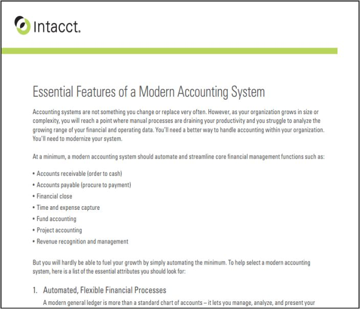 1stTechGuide – Essential Features of a Modern Accounting System