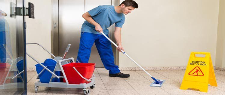 Janitor Job Description - Role, Duties, Responsibilities, Skills