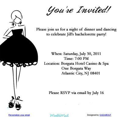 Email Party Invitations - plumegiant.Com