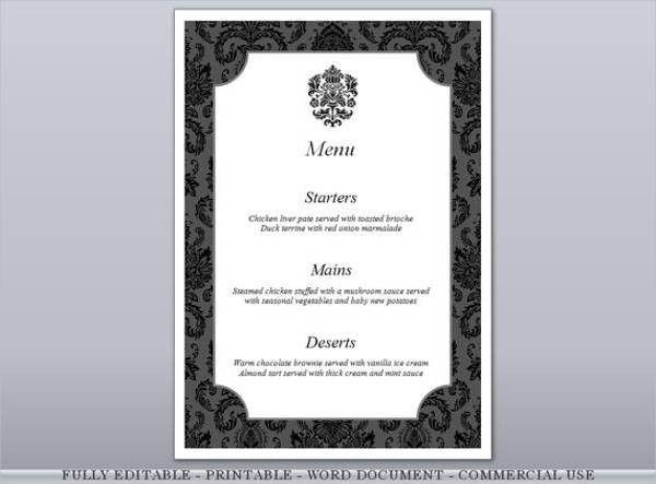 Dinner Invitation Templates   Free & Premium Templates