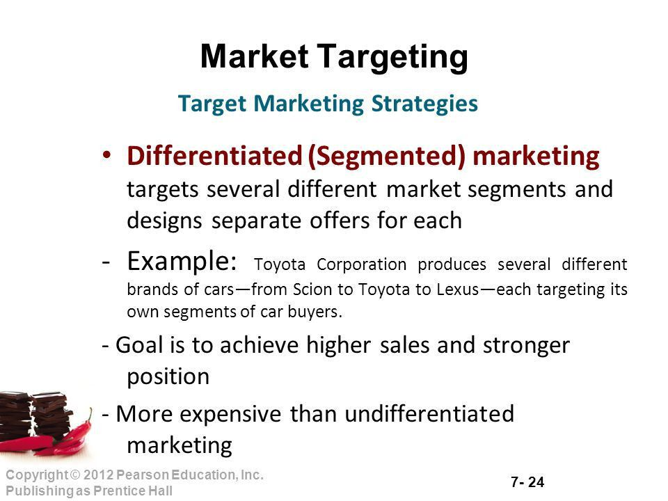 Chapter Seven Customer-Driven Marketing Strategy: - ppt video ...