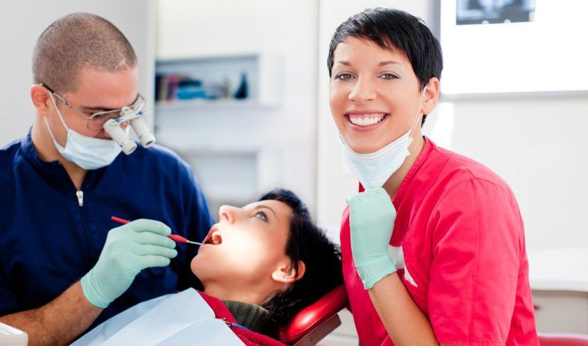 Sample Dental Assistant Resume Example