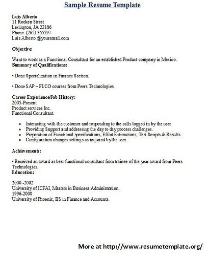 Fresh What Does A Resume Consist Of 2 Cover Letter Format Template ...