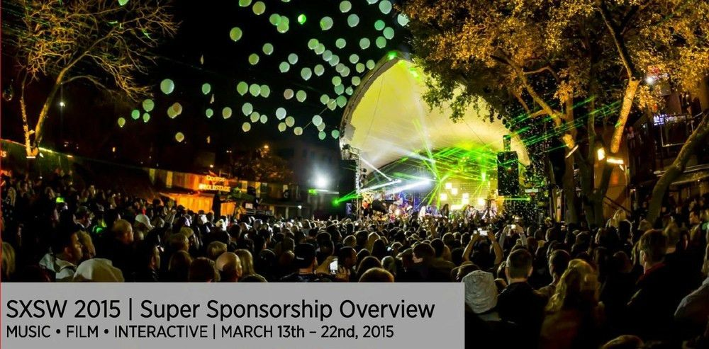 How to Create a Sponsorship Proposal - Lessons from SXSW — EventGeek