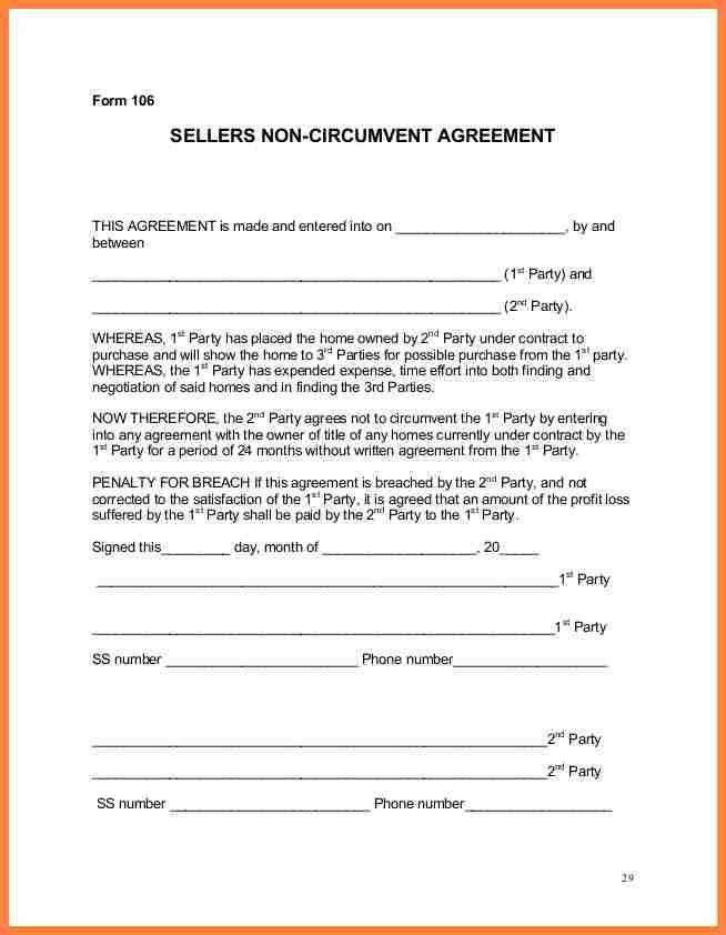 Business Investment Agreements. Investor Agreement Contract ...
