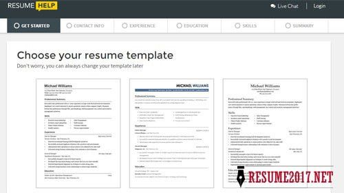 TOP 6 Resume Builders 2017 •