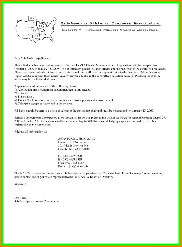 sample athletic trainer cover letter