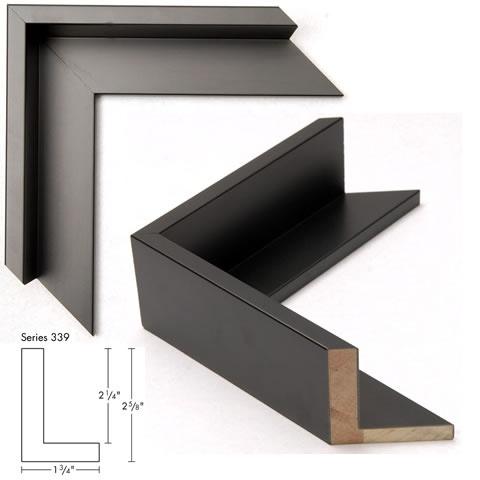 Floating Frame - All Maple Floater for 3/4 canvas | Floating Frame ...