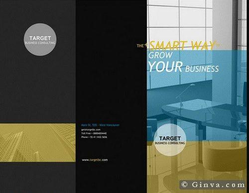 microsoft office brochure templates free