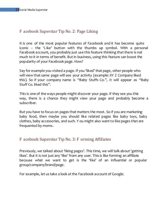 Social media superstar ( How to Use Social media Sites to Build your …