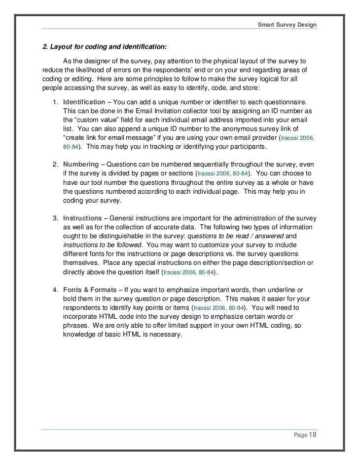 SurveyMonkey - Smart Survey Design Guide