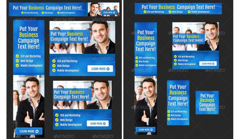 Banner Ad Template – 50+ Free PSD Format Download! | Free ...