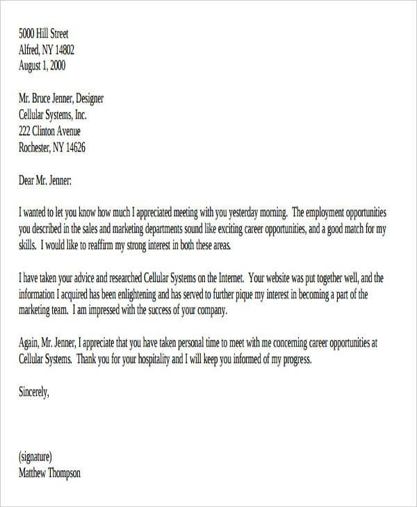 30+ Simple Offer Letter Templates | Free & Premium Templates