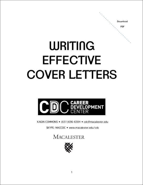 10+ Quick Tips to Make Your Cover Letter Stand Out—Samples ...