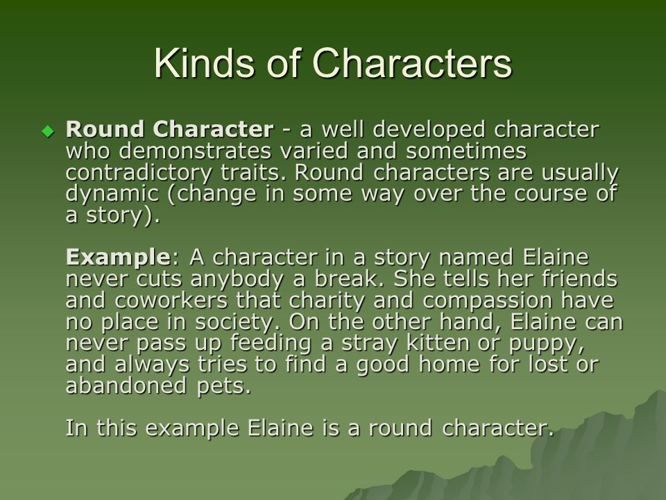 Elements of Fiction. Fiction is a narrative prose that shows an ...