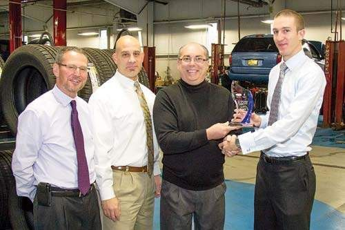 Magarino Ford receives 'Best of The Best Challenge' award - New ...