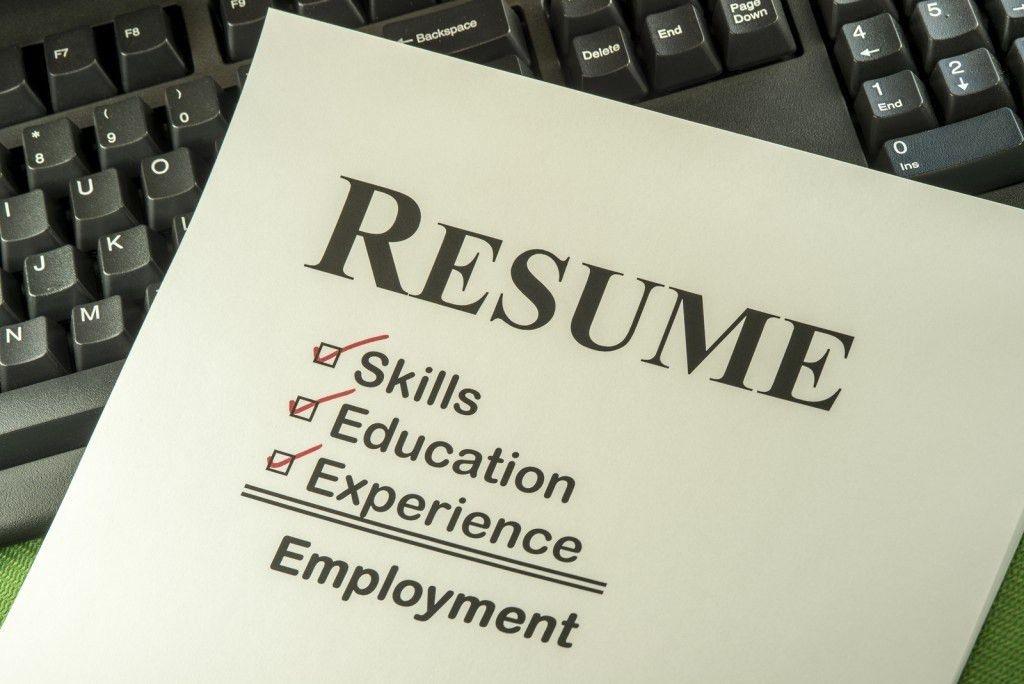 Resume Management System - The Best Letter Sample