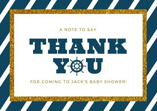Baby Shower Card Templates - Canva