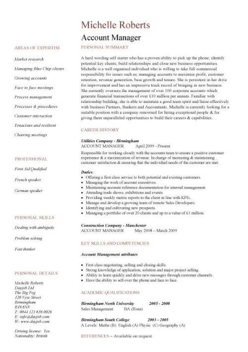 Customer Service Skills Examples For Resume Simple Sample Letter ...